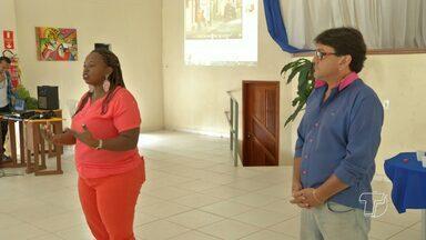Educadores e Professores de Santarém participam de evento contra o preconceito racial e re - Discriminações tem sido frequente nas escolas