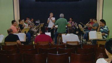 Dia do Músico tem concerto com artistas regionais no Teatro Amazonas - 'Concerto Amazônico' reúne artistas locais nesta terça-feira (22).