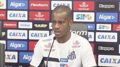Santos se prepara para partida contra o Flamengo - Jogo será neste domingo (27), no Maracanã.