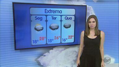 Confira a previsão do tempo para esta segunda-feira (28) no Sul de Minas - Confira a previsão do tempo para esta segunda-feira (28) no Sul de Minas