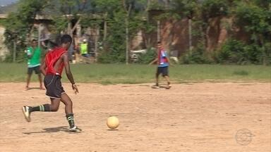 Primeira Taça das Favelas está com inscrições abertas - A preparação dos atletas está forte. Todo mundo querendo uma vaga em um a das 32 seleções participantes.