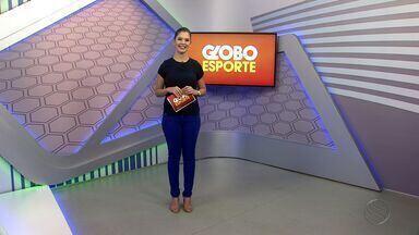 Confira o Globo Esporte Sergipe desta segunda (28/11/2016) - Programa destaca competições de Remo, Ginástica e Paraciclismo.