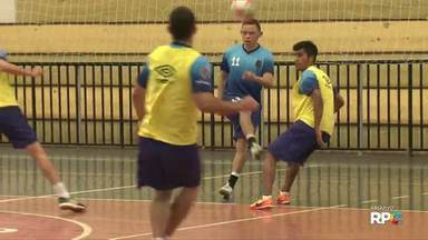Pato Futsal confirma participação na Liga Nacional - Equipe alugou a vaga por um ano.
