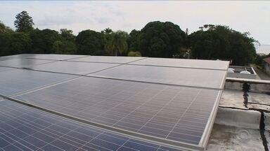 Governo de SC quer estimular a instalação de sistemas de captação solar - Governo de SC quer estimular a instalação de sistemas de captação solar