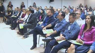 Representantes do Governo recebem os prefeitos eleitos de Rondônia - Representantes do Governo recebem os prefeitos eleitos de Rondônia