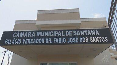 Três candidatos eleitos em Santana estão respondendo a processos na Justiça - Três candidatos que foram eleitos em Santana estão respondendo a processos na Justiça.