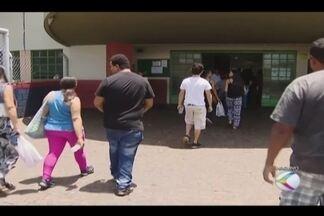 Milhares de estudantes que tiveram provas adiadas farão o Enem em Uberlândia - Exame será aplicado neste final de semana.