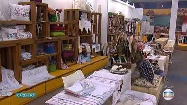 Feira Nacional de Artesanato começa nesta terça-feira em Belo Horizonte - São 5 mil artesãos de várias partes do país e também do exterior.