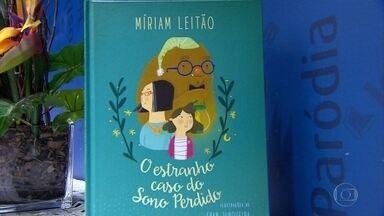 Jornalista Míriam Leitão lança livro em Belo Horizonte - A publicação é a quarta obra dela voltada para o público infantil.