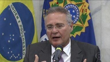 Bom Dia Brasil - Edição de terça-feira, 06/12/2016 - O Supremo afasta Renan Calheiros da presidência do Senado, que passa a ser comandado pelo PT. E mais as notícias da manhã.