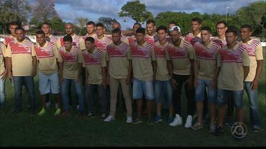 Kako Marques traz as notícias do Esporte na Paraíba - Apresentação do time do Auto Esporte.