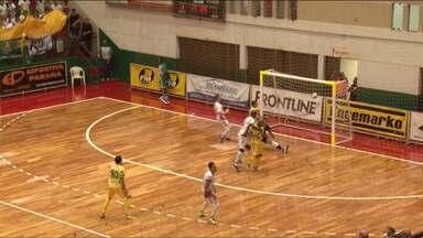 Oeste contra Campos Gerais na final do Paranaense de Futsal - Ponta Grossa já tinha se garantido, e nesta segunda (5) o Marechal eliminou o Guarapuava e carimbou sua vaga. Decisão começa nesta sexta (9) em Marechal Cândido Rondon