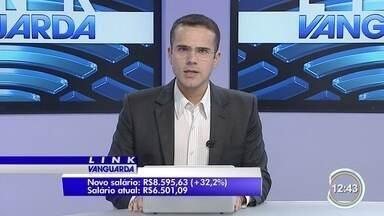 Câmara de Atibaia aprova lei que aumeta salários do prefeito, vice e vereadores - Salário do prefeito vai chegar a quase R$ 24 mil.