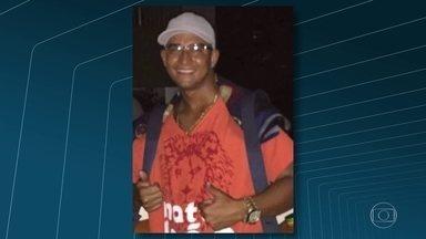 Vendedor de mate é assassinado em Ipanema, quando pegava o carro pra voltar pra casa - Guterres Nascimento tinha 27 anos, era casado e tinha um filho.