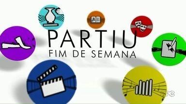Veja as dicas para curtir o fim de semana - A região esta recheada de programação. Em Paranavaí tem show com a dupla Milionário e Marciano.