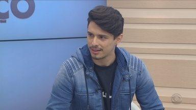 Dan Conta vence batalha dos técnicos no The Voice Brasil; veja entrevista - Dan Conta é um dos catarinenses vencedores da batalha dos técnicos no The Voice Brasil; veja entrevista