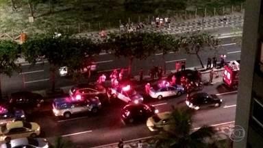 RJTV Primeira Edição - Edição de sexta-feira, 9/12/2016 - O RJTV mostra os detalhes de um assassinato na Praia de Ipanema. A vítima é um vendedor de mate, que se preparava para voltar para casa depois de um dia de trabalho. E mais as notícias da manhã.