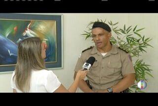 PM reforça segurança no Centro de Governador Valadares - Reforço busca trazer mais segurança para os consumidores.
