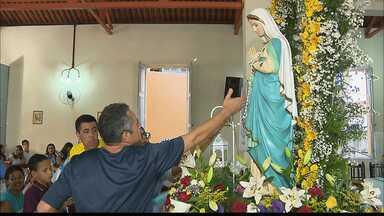 Veja como foram as celebrações pelo dia de Nossa Senhora da Conceição - Santa é padroeira de Campina Grande, mas também teve festa em João Pessoa.