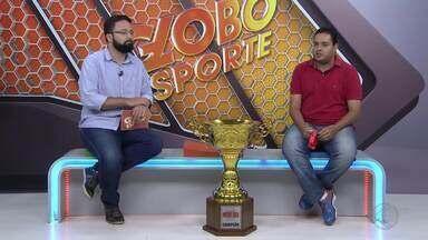 Gestor de Futebol do Tupynambás fala sobre conquista da Segundona - Alberto Simão comenta dificuldades do clube em recomeçar depois de nove anos sem disputar competição.