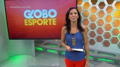 Confira a íntegra do Globo Esporte RS desta sexta-feira (9) - Assista ao vídeo.