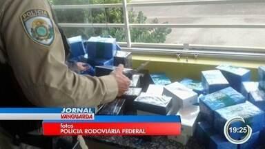 Polícia apreende carga de Iphones avaliada em R$ 200 mil na Fernão Dias - Flagrante aconteceu nesta sexta-feira (9) no km 8 em Vargem (SP).