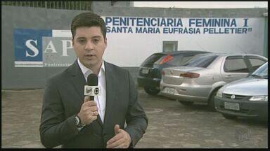Presa, Dárcy Vera aguarda julgamento de pedido de habeas corpus no STJ - Prefeita de Ribeirão Preto foi denunciada por suspeita de chefiar esquema criminoso na prefeitura de Ribeirão Preto.