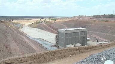 Michel Temer anuncia mais de R$ 40 milhões para obras hídricas em PE - Presidente assinou ordem de R$ 12 milhões para a Barragem de Jucazinho.