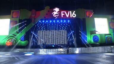 Arena Fonte Nova recebe últimos preparativos para o Festival de Verão - Evento acontece no sábado (10) e domingo (11) e reúne grandes nomes da música brasileira. Saiba como fica a previsão do tempo para este fim de semana.