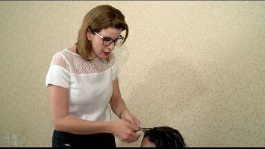 Beleza em casa: aprenda receita para hidratar os cabelos - Esteticista da dicas para proteger cabelo do sol.