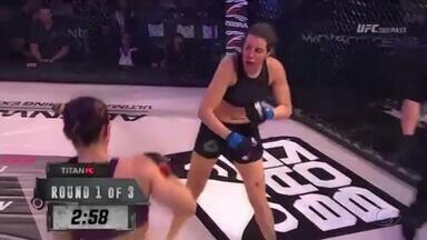 Conheça a tragetória da primeira lutadora profissional alagoana de MMA Bárbara Acioly - Atleta conta um pouco da própria história.