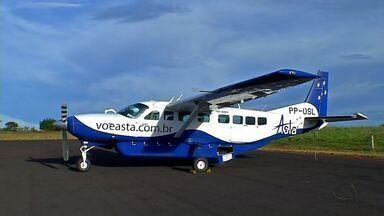 Tangará da Serra deve receber voos comerciais diretos para Cuiabá - Tangará da Serra deve receber voos comerciais diretos para Cuiabá