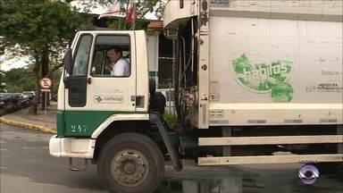 Auditoria aponta irregularidades na cobrança da taxa de lixo em Florianópolis - Auditoria aponta irregularidades na cobrança da taxa de lixo em Florianópolis