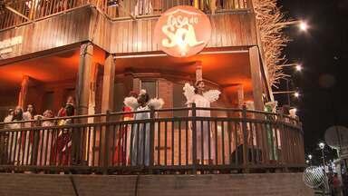 Casa do Sol recebe coral de crianças na noite de sexta (23) - Espaço fica no bairro da Barra, em Salvador. A performance é gratuita.