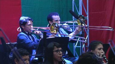 Espetáculos culturais marcam Natal em Santarém - Instituto Maestro Wilson Fonseca e Filarmônica realizam programações.