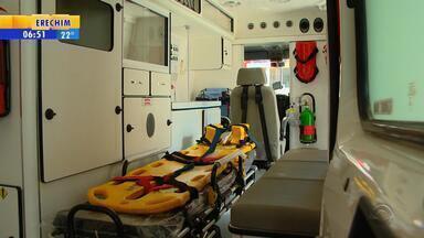 Serviço de resgate é reduzido na Região Central do RS - Situação foi normalizada, mas apenas temporariamente.