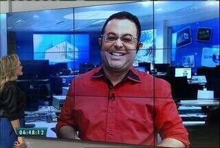 Veja os destaques do G1 com jornalista Gioras Xerez - Comece o dia bem informado.