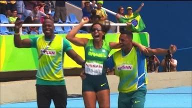 Paralimpíada encheu as arenas cariocas de orgulho e emoção - Foram onze dias de grandes desafios e conquistas. Atletas atingiram 212 recordes paralímpicos.