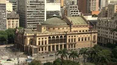 Antena Paulista - Edição de 01/01/2016 - Theatro Municipal de São Paulo vai receber posse do novo prefeito de São Paulo. Museu da Caixa guarda história da loteria no Brasil. Amanhecer no litoral atrai admiradores.