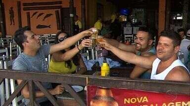 Bares e restaurante da Orla da Atalaia fazem festas particulares - Bares e restaurante da Orla da Atalaia fazem festas particulares.