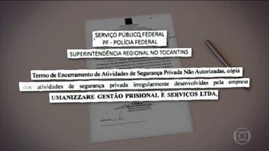 PF quer que Tocantins cancele contrato com a Umanizzare - undefined