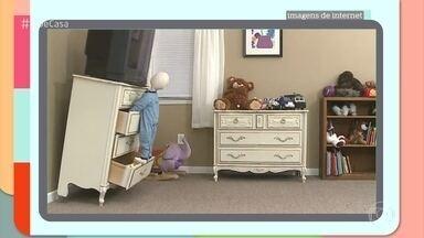 Veja como evitar armadilhas perigosas para crianças em casa - Especialista dá dicas de segurança