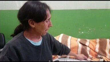 Famílias lutam por UTI para pacientes em Goiânia - A Secretaria Municipal de Saúde informou que a Central de Regulação está buscando vagas para os dois pacientes.