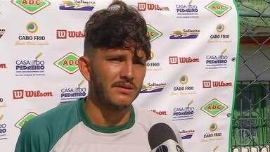Cabofriense joga contra o Tigres no primeiro jogo do Campeonato Carioca - Partida será realizada em Xerém, na Baixada Fluminense.