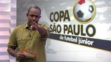 Confira os resultados dos jogos de terça-feira da Copinha - Confira os resultados dos jogos de terça-feira da Copinha