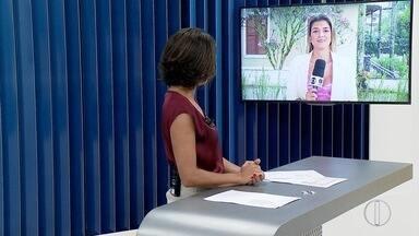 Obra de aterramento na Rua do Imperador deve durar 30 dias, diz Prefeitura de Petrópolis - Aterramento dos fios está orçado em R$ 6 milhões e 600 mil.