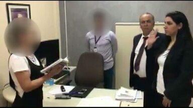 Presidente da Câmara diz que posse de Anice Gazzaoui não foi válida - Vereadora reeleita conseguiu autorização para sair da prisão e tomar posse na Câmara, mas posse não teve presença do presidente da Câmara.