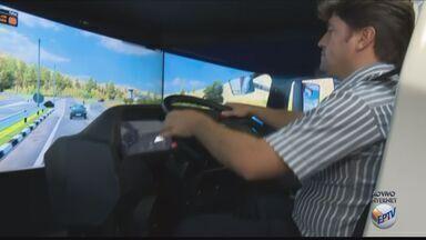 Sest/Senat recebe novo simulador para capacitação de motoristas - Sest/Senat recebe novo simulador para capacitação de motoristas