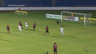 Inter goleia Taboão e vai encarar o Ceará na terceira fase da Copinha - Juventude também se classificou.