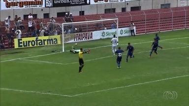 Goiás e Trindade são eliminados na Copa São Paulo - Clubes goianos perdem e deixam torneio na segunda fase